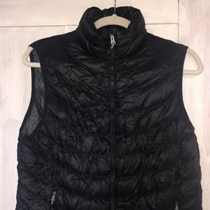 LL Bean Down Vest Small